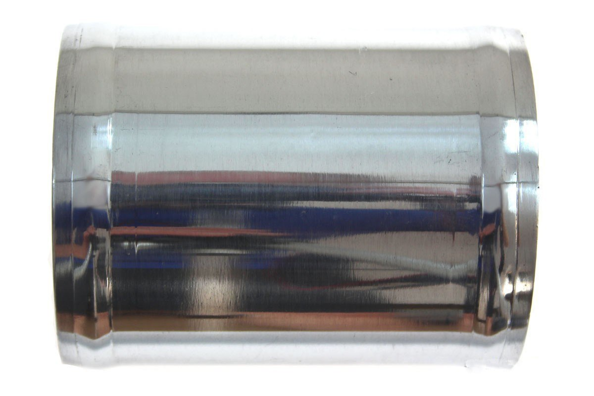 Rura aluminiowa 0st 76mm 10cm - GRUBYGARAGE - Sklep Tuningowy